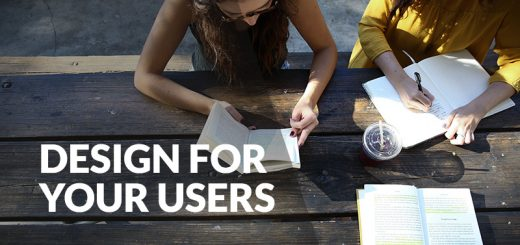 design for your users