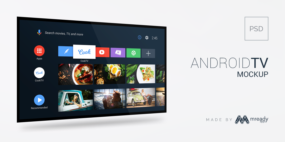 best free android tv launcher